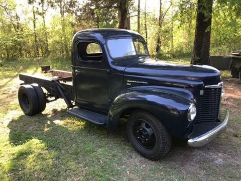 1949 International KB3 for sale in Cadillac, MI