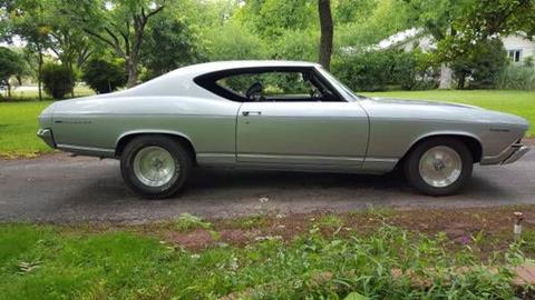 1969 Chevrolet Chevelle for sale in Cadillac, MI