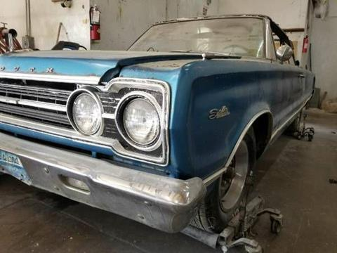 1967 Plymouth Satellite for sale in Cadillac, MI