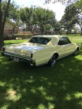 1967 Oldsmobile 442 for sale in Cadillac, MI
