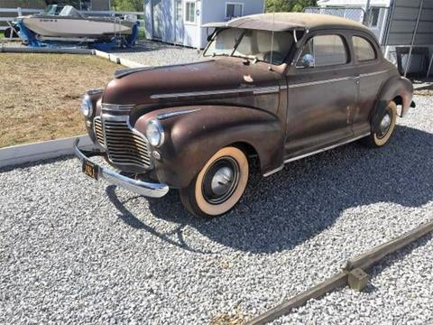 1941 Chevrolet Master Deluxe for sale in Cadillac, MI