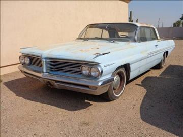 1962 Pontiac Catalina for sale in Cadillac, MI