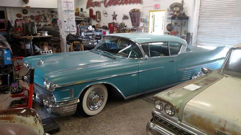 1958 cadillac deville for sale carsforsale 1958 cadillac deville for sale in cadillac mi publicscrutiny Image collections