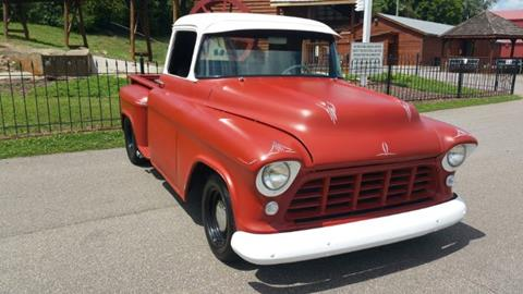 1955 Chevrolet 3100 for sale in Cadillac, MI