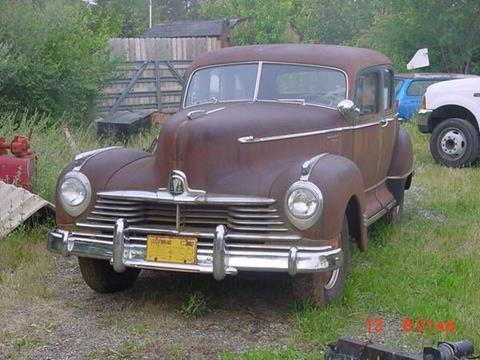 1946 Hudson Rat Rod