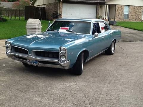 1967 Pontiac Tempest for sale in Cadillac, MI