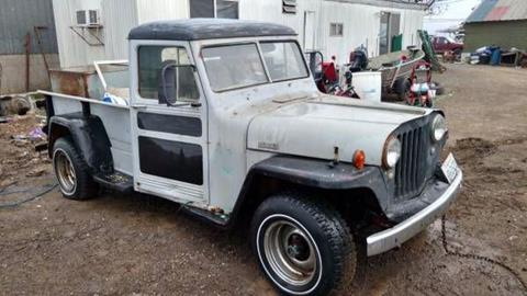 1947 Jeep Willys for sale in Cadillac, MI