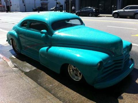 1947 Chevrolet Fleetline for sale in Cadillac, MI