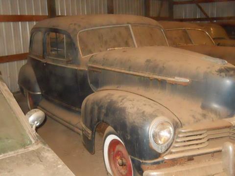 1947 Hudson Sedan for sale in Cadillac, MI