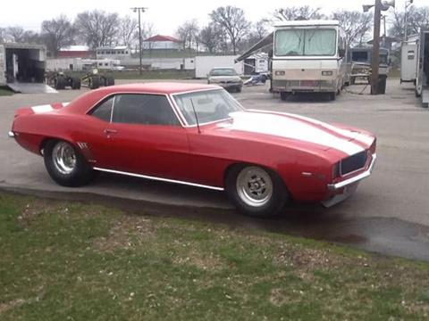 1969 Camaro Ss Black >> 1969 Chevrolet Camaro For Sale - Carsforsale.com®