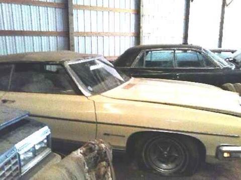 1970 Pontiac Bonneville for sale in Cadillac, MI