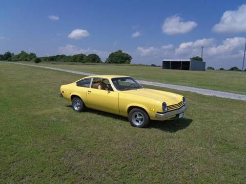 1977 Chevrolet Vega for sale in Cadillac, MI