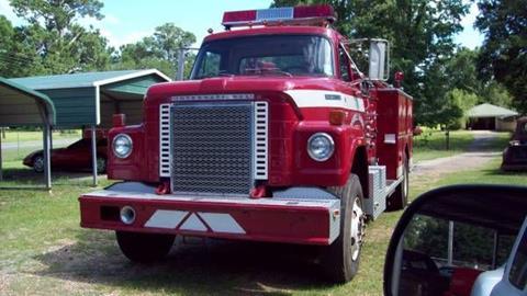 1973 International Fire Truck for sale in Cadillac, MI