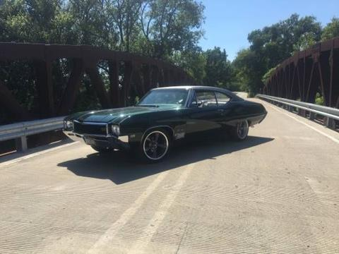1968 Buick Gran Sport for sale in Cadillac, MI