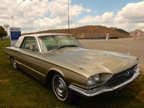 1966 Ford Thunderbird for sale in Cadillac, MI