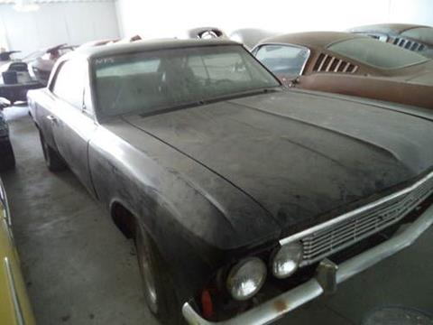 1966 Chevrolet Malibu for sale in Cadillac, MI