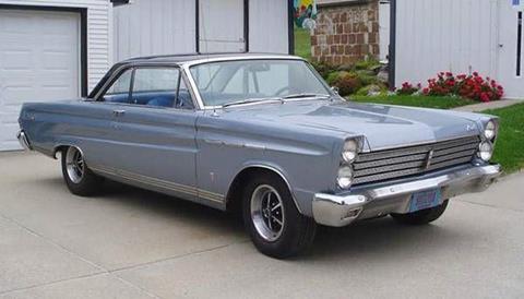 1965 Mercury Comet for sale in Cadillac, MI