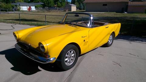 1966 Sunbeam Tiger for sale in Cadillac, MI