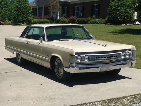 1967 Chrysler Imperial for sale in Cadillac, MI