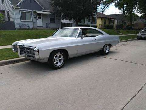 1968 Pontiac Catalina for sale in Cadillac, MI