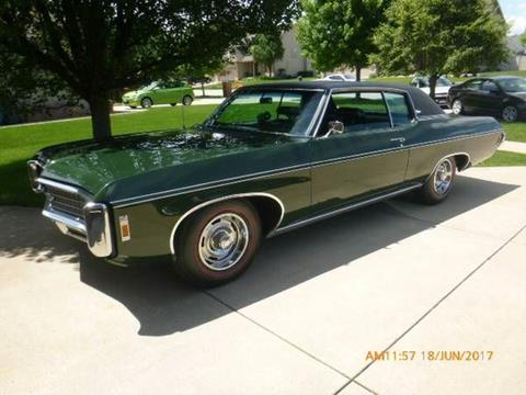 1969 Chevrolet Caprice for sale in Cadillac, MI