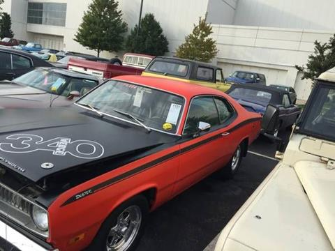 1971 Plymouth Duster for sale in Cadillac, MI