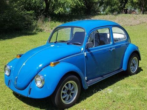 1970 Volkswagen Beetle for sale in Cadillac, MI