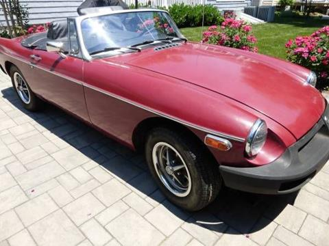 1980 MG MGB for sale in Cadillac, MI