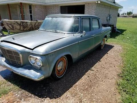 1962 Studebaker Lark for sale in Cadillac, MI