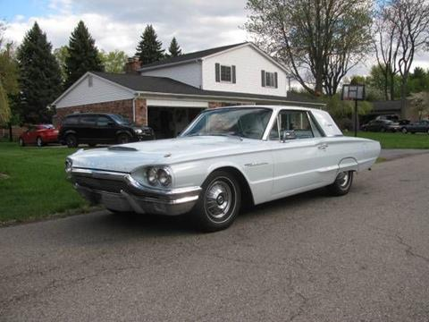 1964 Ford Thunderbird for sale in Cadillac, MI