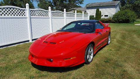 1996 Pontiac Trans Am for sale in Cadillac, MI