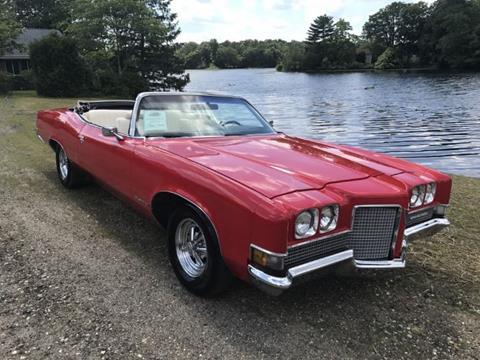 1971 Pontiac Grand Ville for sale in Cadillac, MI