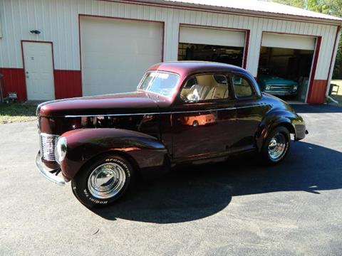 1940 Studebaker Champion for sale in Cadillac, MI