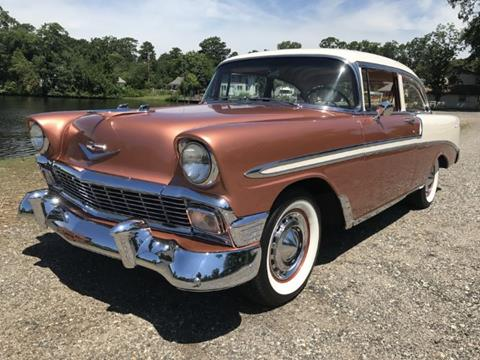 1956 Chevrolet Bel Air for sale in Cadillac, MI