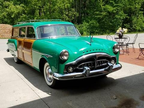 1951 Packard Wagon