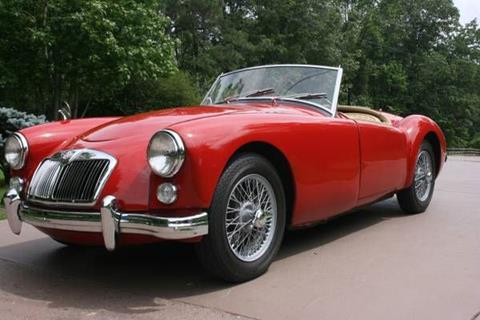 1960 MG MGA for sale in Cadillac, MI