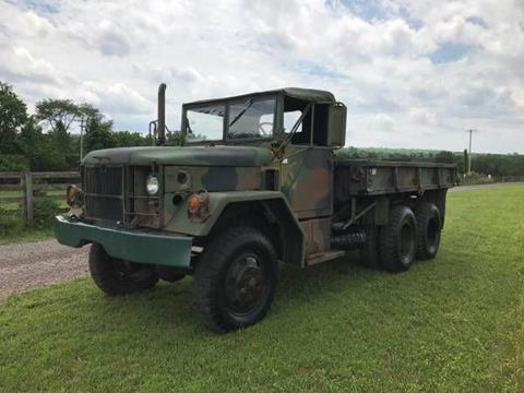 1969 Kaiser M35A2 for sale in Cadillac, MI