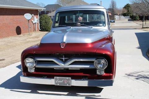 1955 Ford F-100 for sale in Cadillac, MI