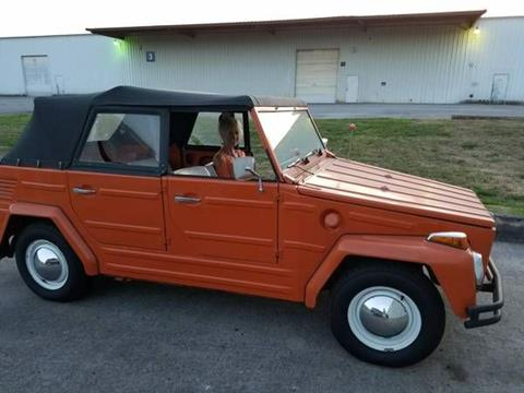 1973 Volkswagen Thing for sale in Cadillac, MI