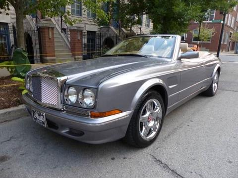 2000 Bentley Azure for sale in Cadillac, MI