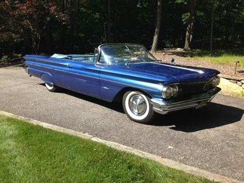1960 Pontiac Bonneville for sale in Cadillac, MI