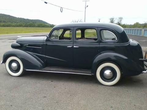 1937 Chevrolet Master Deluxe for sale in Cadillac, MI