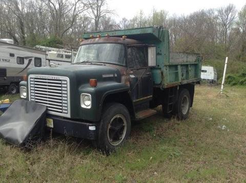 1978 International Dump Truck for sale in Cadillac, MI