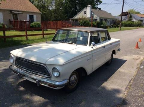 1963 AMC Rambler for sale in Cadillac, MI