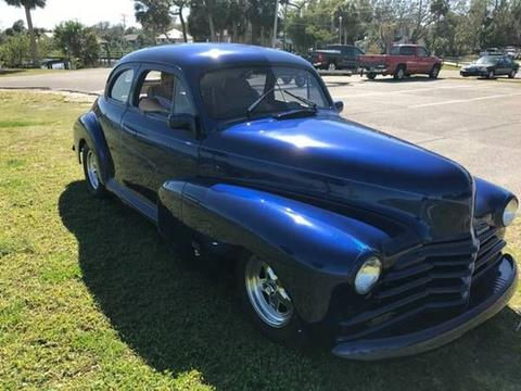 1948 Chevrolet Street Rod for sale in Cadillac, MI