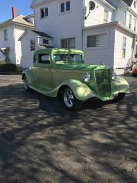 1934 Hudson Essex