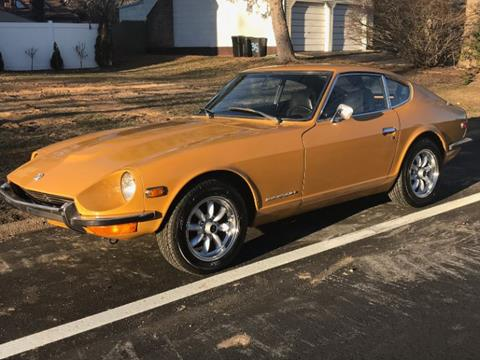 1971 Datsun 240Z for sale in Cadillac, MI