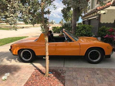 1973 Porsche 914 for sale in Cadillac, MI