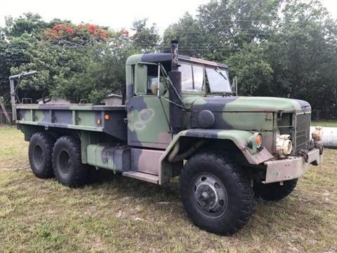 1953 Kaiser M35A2 for sale in Cadillac, MI