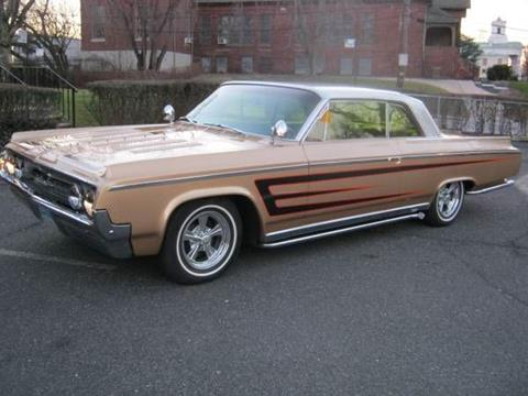 1964 Oldsmobile Eighty-Eight for sale in Cadillac, MI